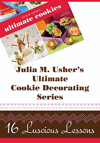 Julia M. Usher's Ultimate Cookie Decorating Series