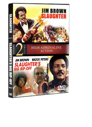 Two Pack Action: Slaughter & Slaughter's Big Rip-Off