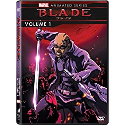 Marvel Anime: Blade, Season 1, Vol. 1