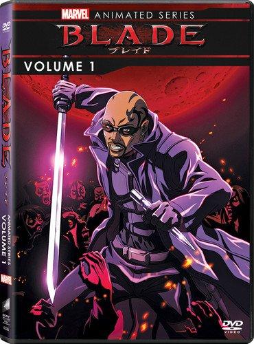 Marvel Anime: Blade, Season 1, Vol. 1
