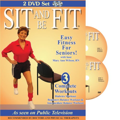Sit & Be Fit: Diabetes & Balance Workouts