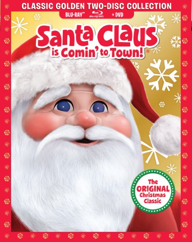 Santa Claus Is Comin to Town [Blu-ray]