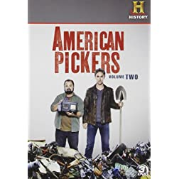 American Pickers-Vl2 Set