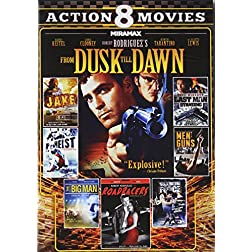 8-Movie Action Pack 4