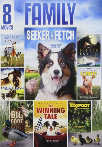 8-Movie Family Pack 3