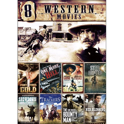 8-Movie Western Pack 5