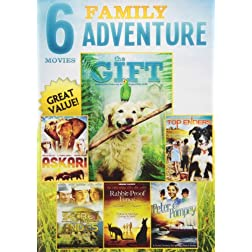 6-Movie Family Adventure 2