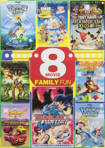 8-Movie Kid's Collection 5