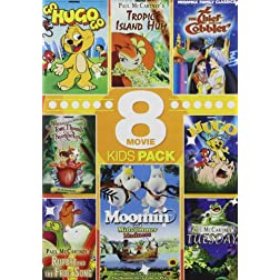 8-Movie Kid's Collection 4