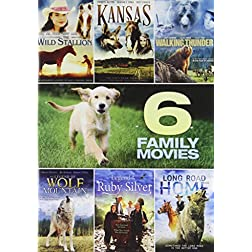 6-Movie Family Pack 3