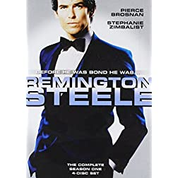 Remington Steele 1-5 Viva Az