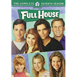 Full House: The Complete Seasons 7 & 8