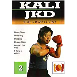 Kali JKD by Ted Luccaylucay Vol.2