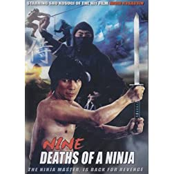 Nine Deaths of a Ninja