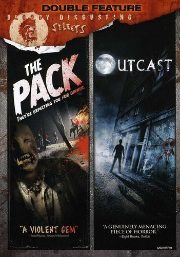 Bloody Disgusting Double Feature - Volume 2 (The Pack, Outcast)