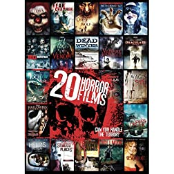 20-Film Horror Pack 4
