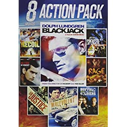 8-Movie Action Pack 6