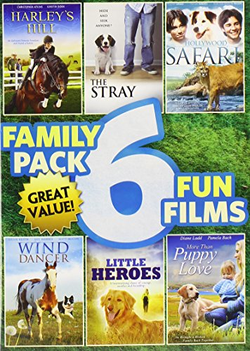 6-Film Family Pack 5