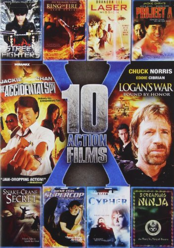10-Film Action Pack 3