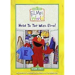 Elmo's World: Head to Toe With Elmo