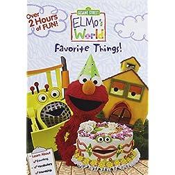 Elmo Worlds: Elmo's Favorite Things