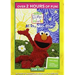 Elmo's World: All Day With Elmo