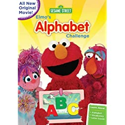 Sesame Street: Elmo's Alphabet Challenge