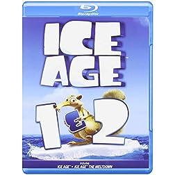 Ice Age 1 & 2 [Blu-ray]