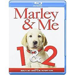 Marley & Me 1 & 2 [Blu-ray]