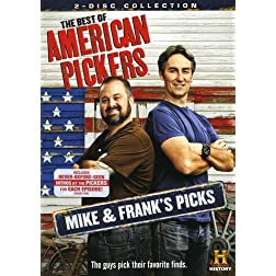 American Pickers-Mike & Franks Picks