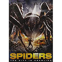 Spiders 5pk