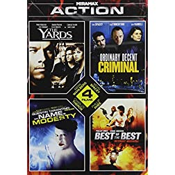 4-Film Miramax Action Collection