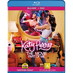 Katy Perry the Movie: Part of Me [Blu-ray]