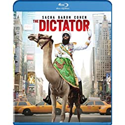 Dictator: Banned & Unrated Version [Blu-ray]