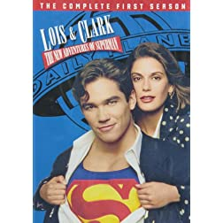 Lois & Clark: The Complete Seasons 1-4