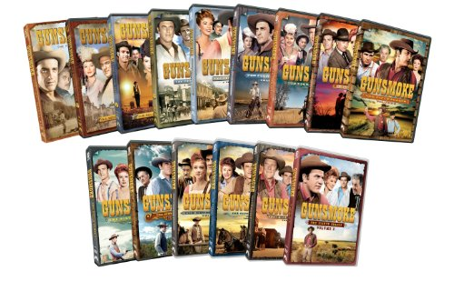 Gunsmoke: Seasons 1-8