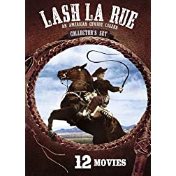 Lash La Rue Collector's Set