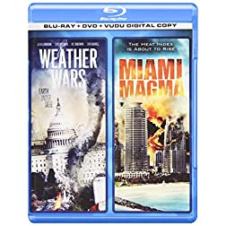 Miami Magma/Weather Wars/Bonus DVD Content Include [Blu-ray]