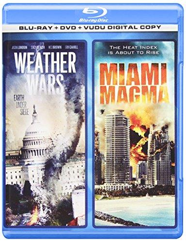 Miami Magma/Weather Wars/Bonus DVD Content Include [Blu-ray]