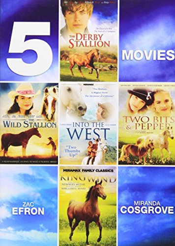 5-Movies Horse Lovers Collection