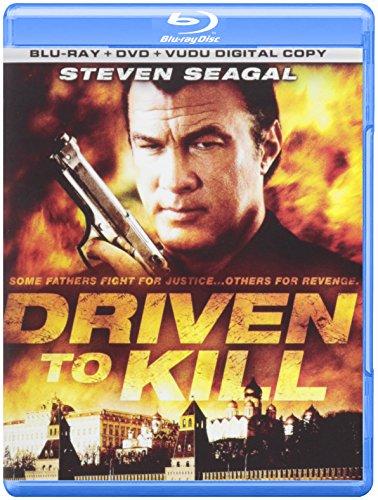 Driven to Kill Bonus DVD Content Included [Blu-ray]