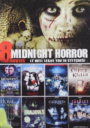 8-Movie Midnight Horror Collection