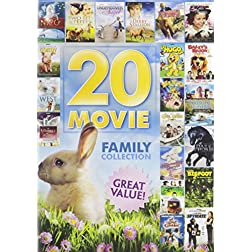 20-Movie Family Collection
