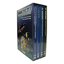 Under the Sea with Al Giddings [Four Disc Box Set]