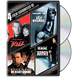 4 Film Favorites: Steven Seagal Action (4FF)