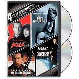4 Film Favorites: Steven Seagal Action (4FF)