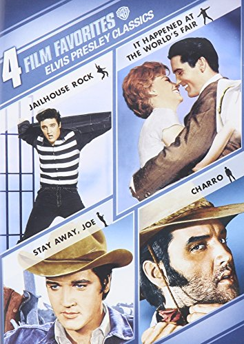 4 Film Favorites: Elvis Presley Classics