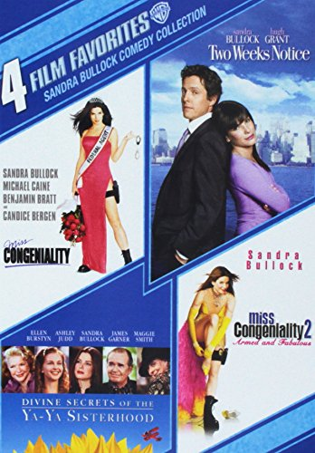 4 Film Favorites: Sandra Bullock Comedy (4FF)