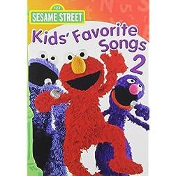 Sesame Street: Kids Favorite Songs 2