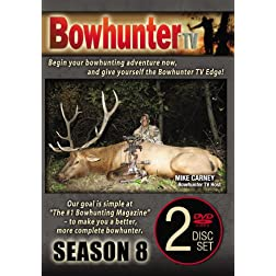 Bowhunter TV Season 8 (2012) 2 DVD Set